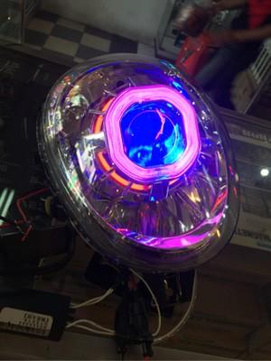 harga Headlamp honda scoopy fi dengan projector aes - projie scoopy Tokopedia.com
