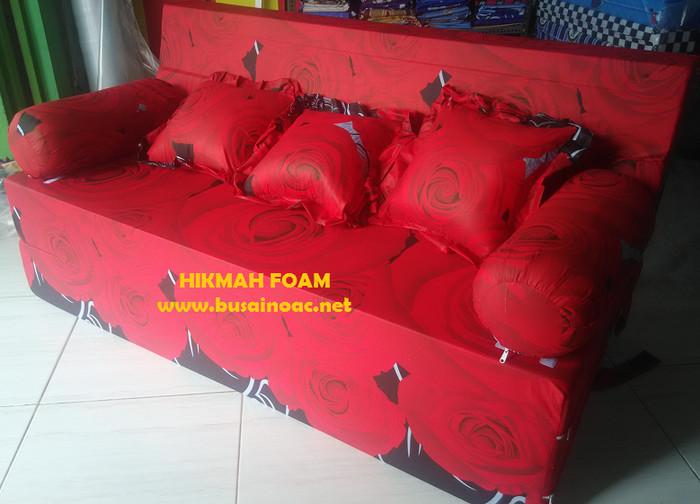 Jual Sofa Bed Inoac Ukuran No 2 P 200 Cm L 160 Cm T 20 Cm Kota Tangerang Hikmah Foam Tokopedia