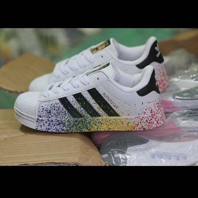 on sale 78097 7a59e Jual Sepatu ADIDAS SUPERSTAR PRIDE PACK - - ASSTIVE SHOP | Tokopedia