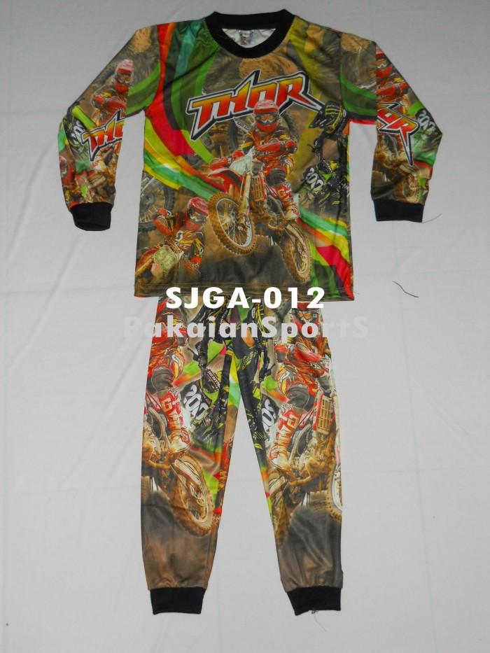 harga Jerset/setelan jersey+celana motocross anak  thor  sjga-012 Tokopedia.com