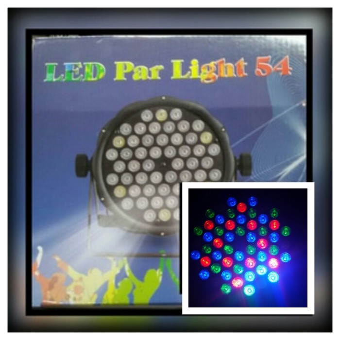 harga Lampu sorot panggung disco led par rgbw Tokopedia.com