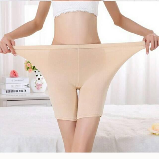 Jual Legging Celana Short Wanita Pendek Hitam ALL SIZE Fit To XXL ... 01c9c19e9e