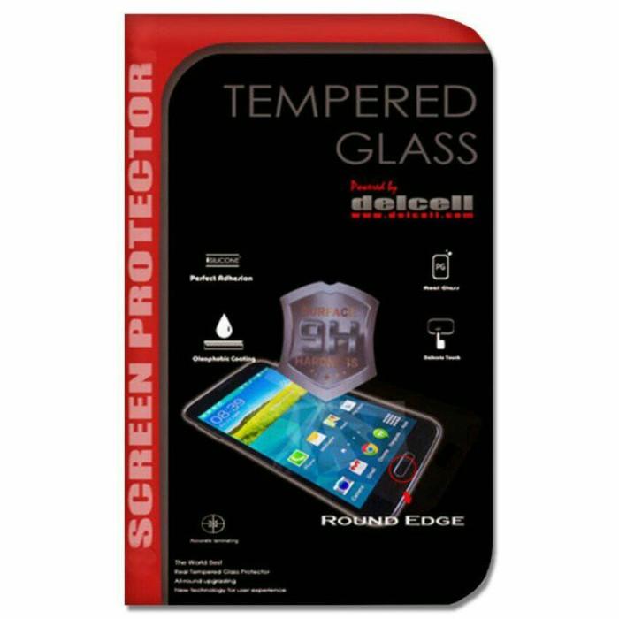 harga Delcell tempered glass samsung galaxy s7 edge / s7edge / s7e / s 7 e Tokopedia.com