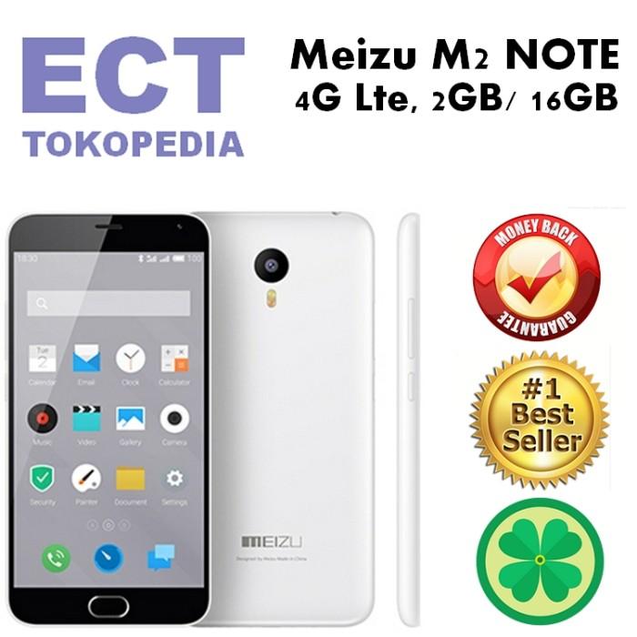 harga Meizu m2 note 4g lte 2/16 gb octacore Tokopedia.com