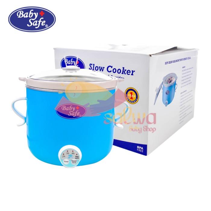 Baby Safe Baby Food Slow Cooker Digital 0,8 Liter