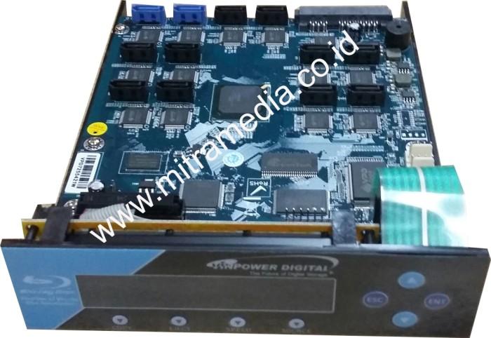 harga Duplicator cd/dvd vinpower controller 1-11 support bluray Tokopedia.com