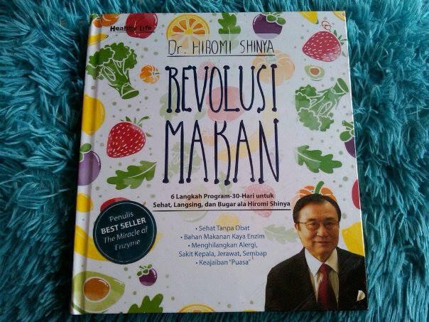 harga Revolusi makan- hiromi shinya Tokopedia.com