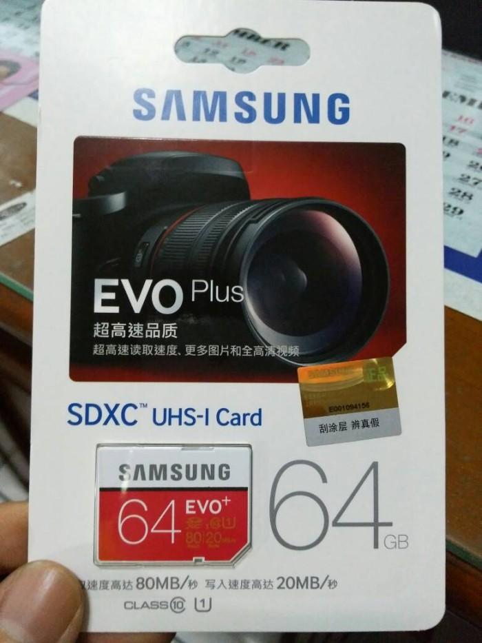 harga Sd card samsung evo plus Tokopedia.com