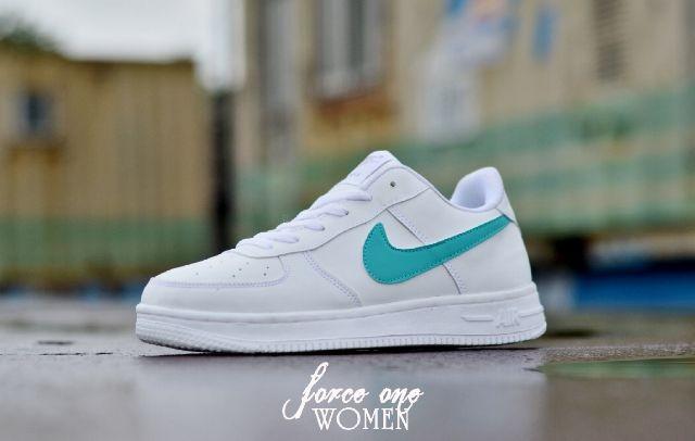 Sepatu casual wanita nike air force one original import white 3498a1720d