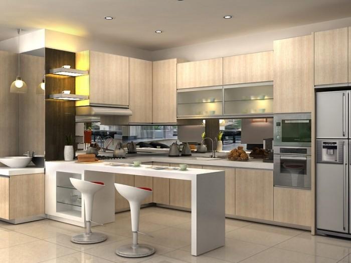 Jual Kitchen Set Minimalis Mewah Cv Jaya Multi Perkasa Tokopedia