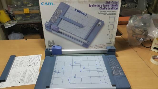 harga Pemotong kertas carl a4 alat potong kertas Tokopedia.com