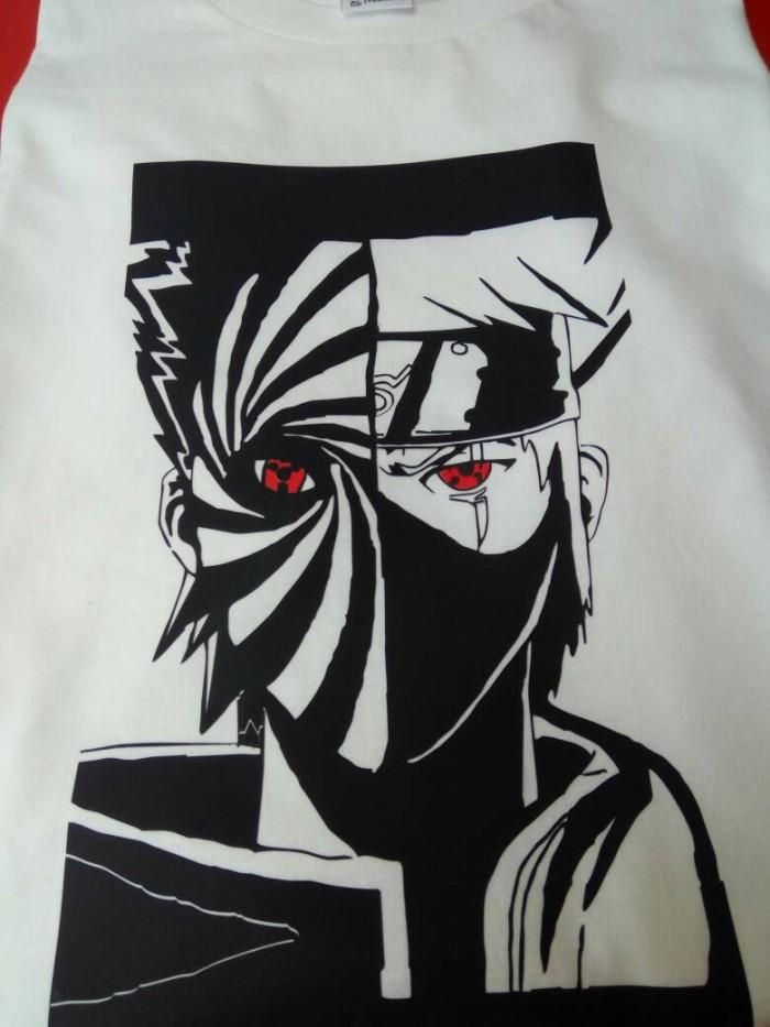 71 Gambar Naruto Hitam Putih Keren Paling Keren