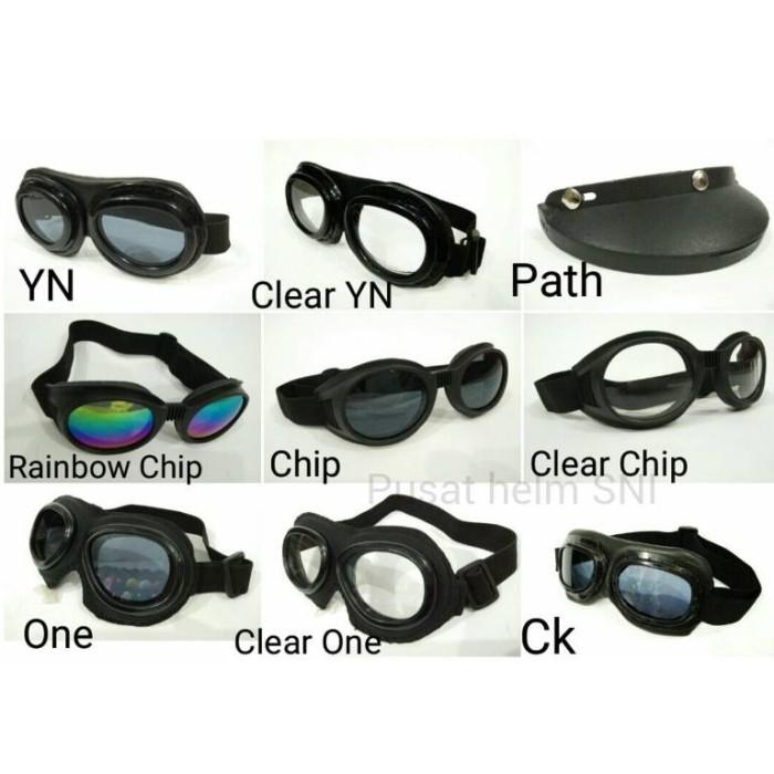 harga Goggle helm , kacamata helm Tokopedia.com