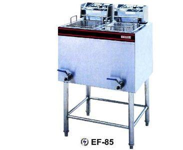 harga Ef-85 electric deep fryer(penggorengan listrik) 2 tank x 14 l + drain Tokopedia.com