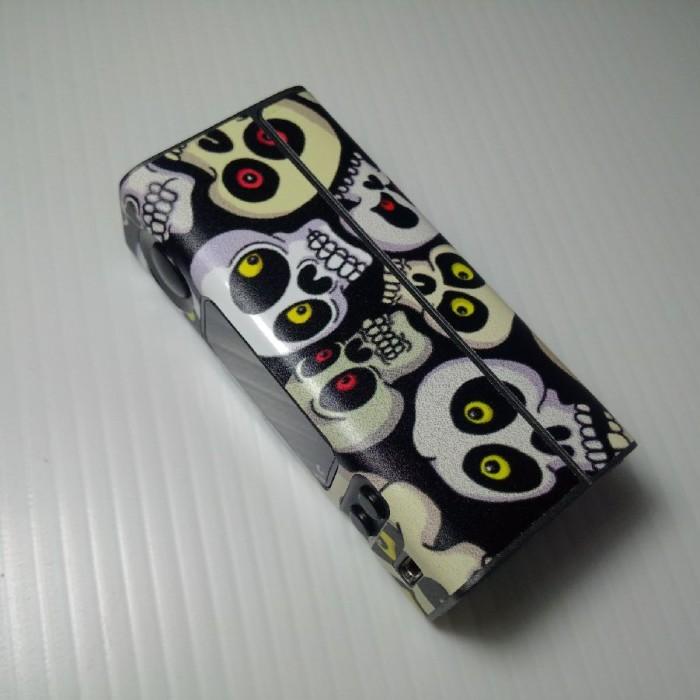 harga Skin / sticker carbon print joyetech evic mini skull Tokopedia.com