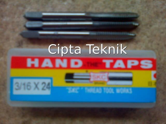 harga Hand tap skc 3/16 x 24 Tokopedia.com