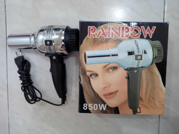 Jual Hair Dryer Rainbow 850 Watt - Pengering Rambut Rainbow - Cozy ... 3f6eb5eab5
