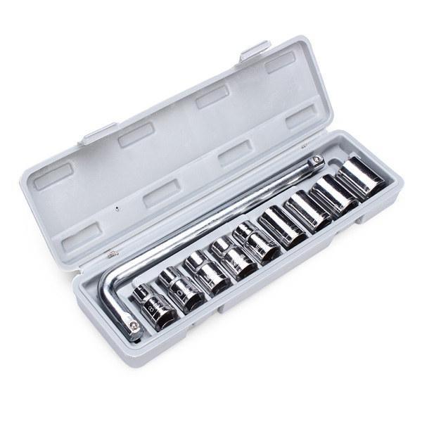 Kunci Sok 10 Pcs / Kunci Sock Set 10 Pcs / Socket Wrench Set 10 Pcs
