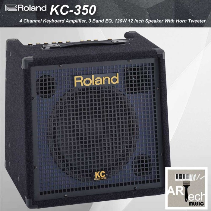 harga Ampli roland kc350 / kc 350 keyboard amplifier 4 channel 120 watt Tokopedia.com