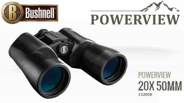 Teropong Binocular Bushnell Powerview 20x 50mm 132050