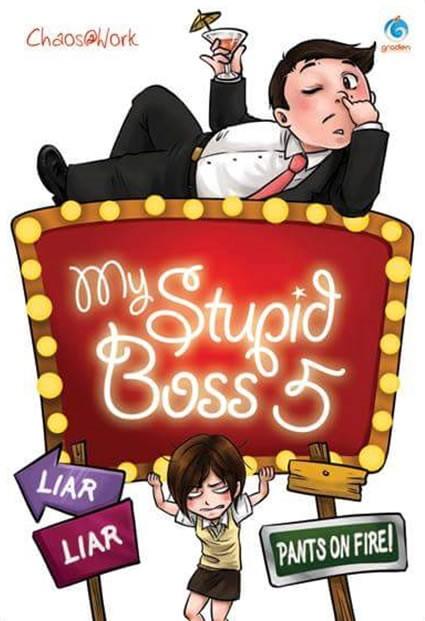 harga My stupid boss #5 Tokopedia.com
