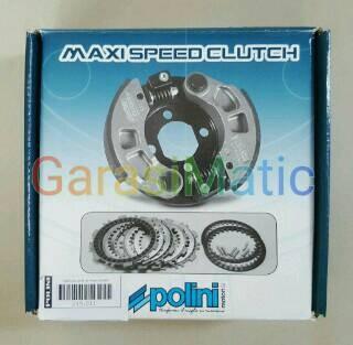 harga Polini maxi speed clutch - honda pcx / vario 125 / vario 150 Tokopedia.com