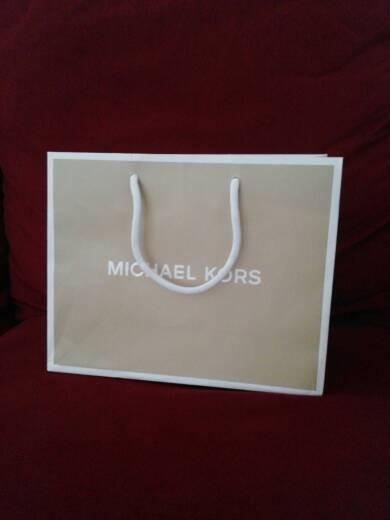 12fbfb2cc683 Jual Michael Kors Paper Bag Original Tas Shopping Belanja - DKI ...