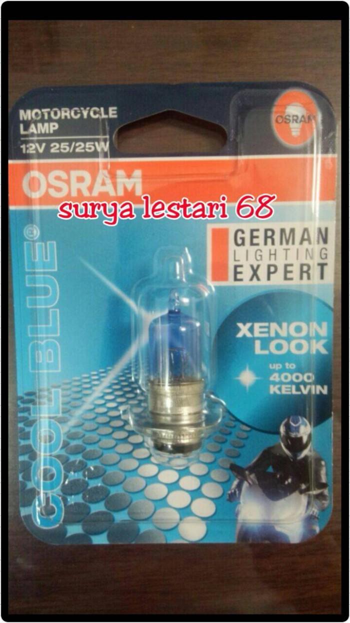 Osram cool blue 25/25w motor