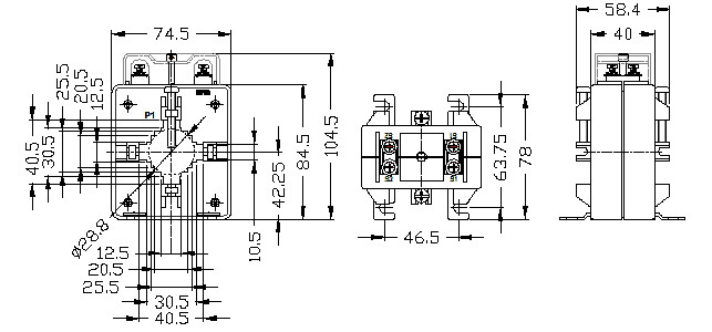 wiring diagram kapasitor bank
