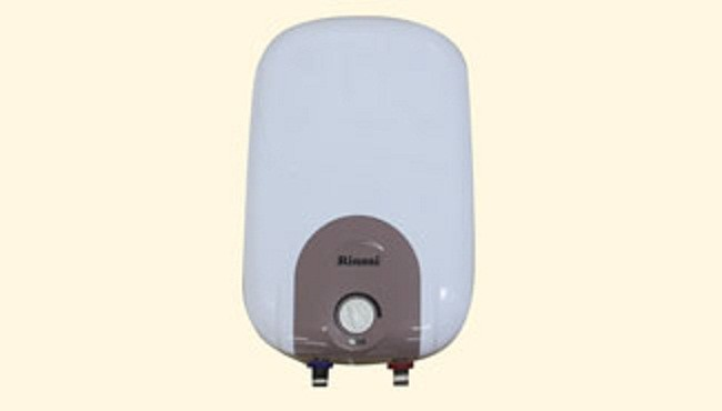 harga Pemanas air / water heater rinnai 10lt res - ec010. garansi resmi Tokopedia.com