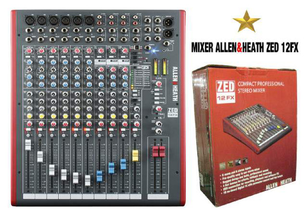 harga Mixer allen heath zed 12 fx Tokopedia.com