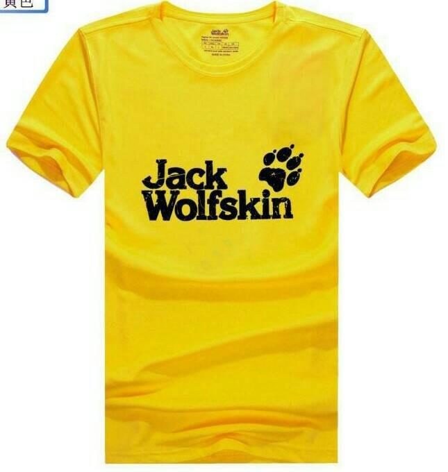 Kaos/t-shirt/baju gunung adventure jack wolfskin