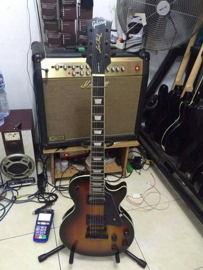 harga Gitar gibson model les paul vintage new collection Tokopedia.com