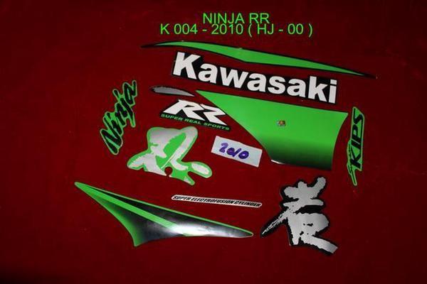 harga Striping / stiker/ list bodi ninja rr 2010 Tokopedia.com