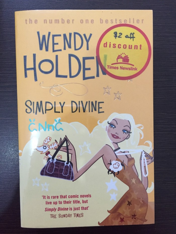 simply divine holden wendy