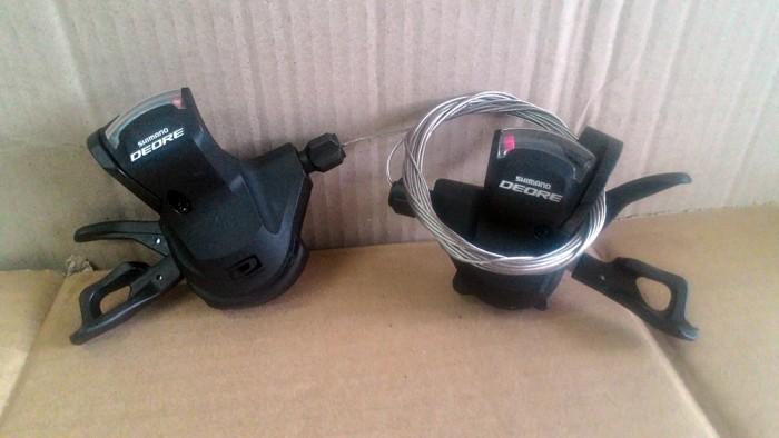 harga Shifter deore sl-m610 japan Tokopedia.com