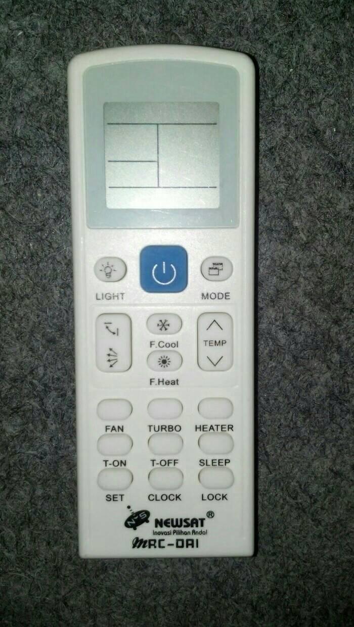 harga Remote multi ac daikin Tokopedia.com