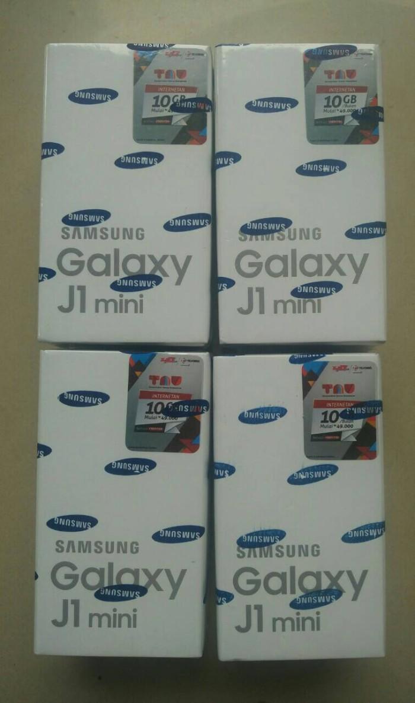 Jual Samsung J1 Mini Gold Cek Harga Di Galaxy 2016 Garansi Resmi Sein Bnib New Black White