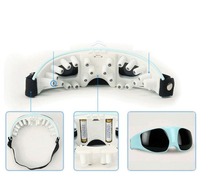 Alat Terapi Pijat Mata Eye Massager Terapi Mata Lelah Trapi Mata Minus 825c4d07d2