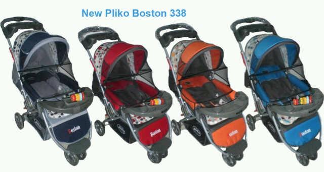harga Stroller pliko boston kerta bayi anak roda tiga baru dan murah Tokopedia.com