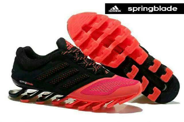 sports shoes 15039 1ff03 Jual sepatu adidas springblade drive 2 premium BINB orange black - Kota  Bandung - Raja sepatu jaya | Tokopedia
