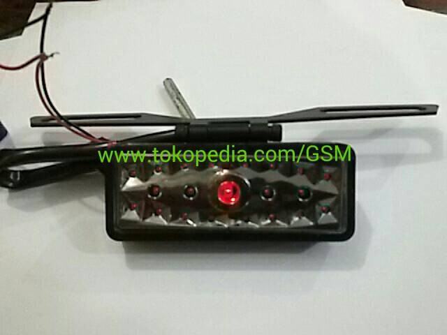 harga Lampu stop led transformer aksesoris motor sports Tokopedia.com