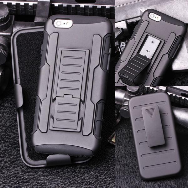 harga Iphone 6/6s future armor w/ holster case Tokopedia.com