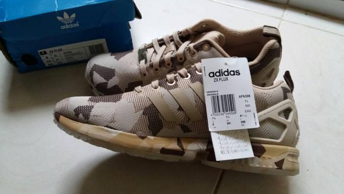 3a95ff03ddb98 ... store sepatu adidas original zx flux camouflage camo e808b 1fd03