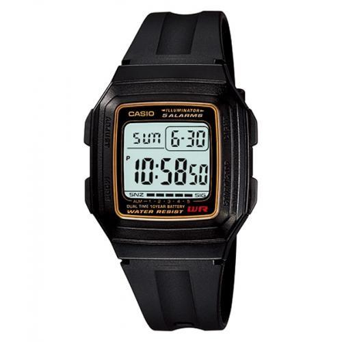 harga Jam tangan pria wanita casio original f-201wa-9 casio digital unisex Tokopedia.com