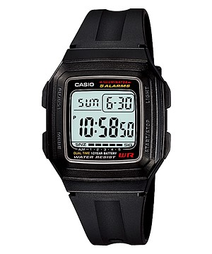 harga Jam tangan pria wanita casio original f-201wa-1 casio digital unisex Tokopedia.com