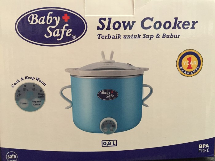 Katalog Slow Cooker Baby Safe Travelbon.com