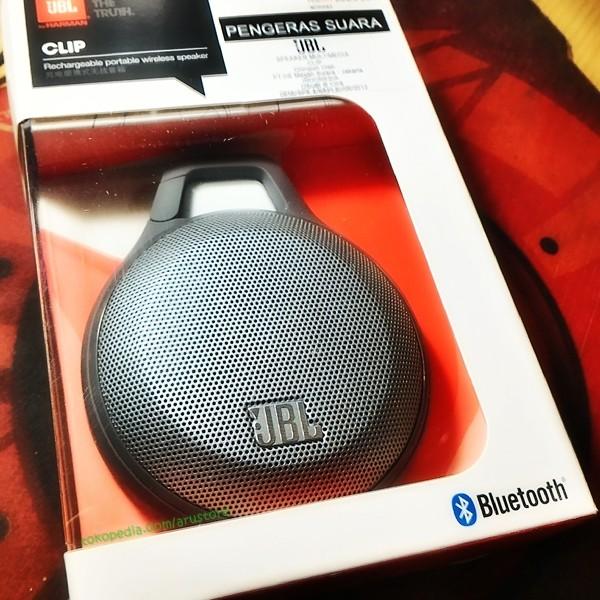 Foto Produk Harman JBL Clip Wireless ORIGINAL 100% Portable Bluetooth Speaker dari UI Gadget Story