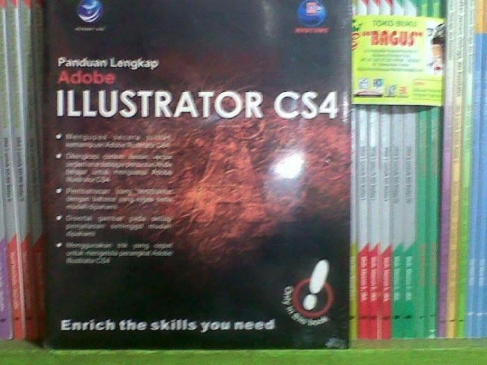 harga Illustrator cs4 Tokopedia.com