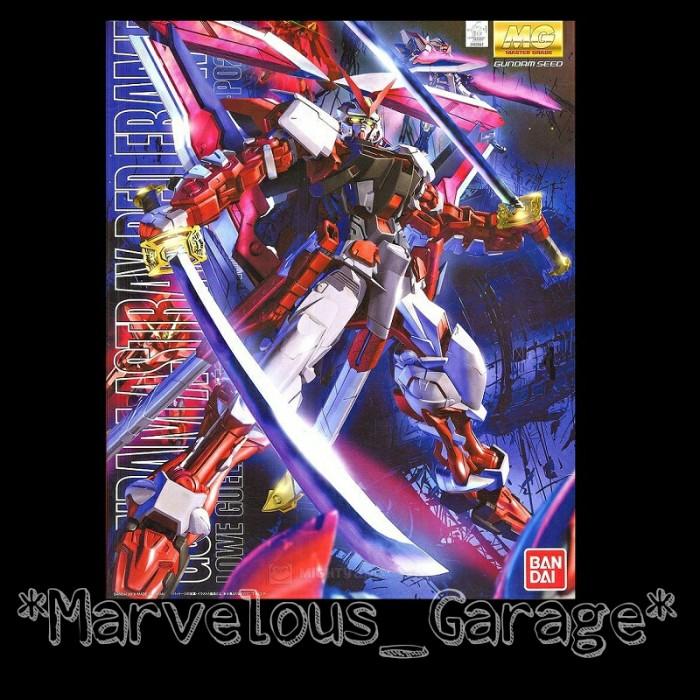 harga Mg Astray Red Frame Kai Gundam Bandai Tokopedia.com